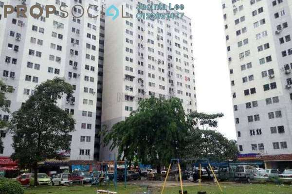For Sale Apartment at Fadason Park, Jinjang Leasehold Unfurnished 3R/1B 110k