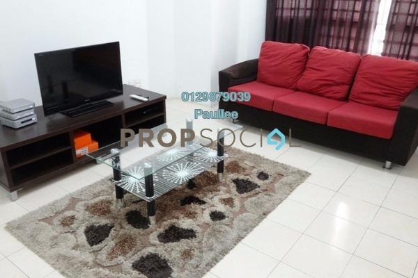 For Rent Condominium at Rhythm Avenue, UEP Subang Jaya Freehold Fully Furnished 3R/2B 1.45k
