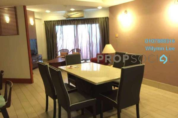 For Sale Condominium at Bandar Hilir, Melaka Freehold Fully Furnished 4R/3B 480k