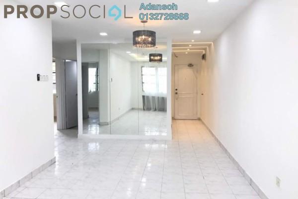 For Sale Apartment at SD Apartments, Bandar Sri Damansara Freehold Semi Furnished 3R/2B 305k
