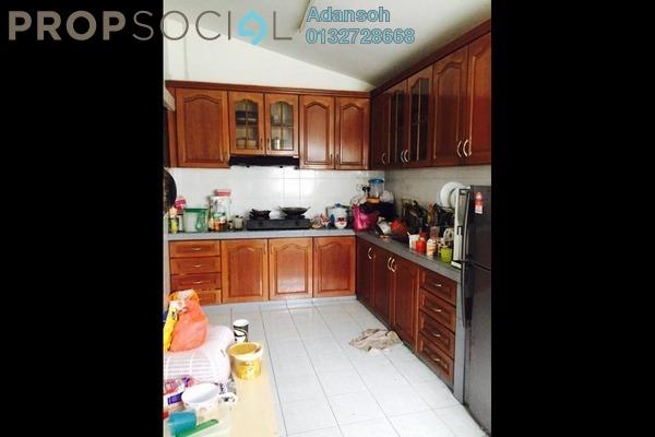 For Sale Terrace at Taman Menjalara, Bandar Menjalara Freehold Semi Furnished 3R/2B 950k