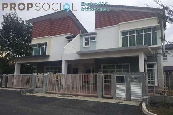 For Rent Shop at Taman Pelangi Semenyih 2, Semenyih Freehold Semi Furnished 9R/4B 1.5k