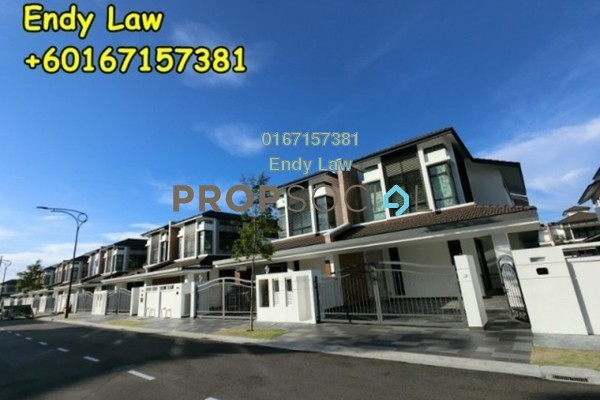 For Sale Semi-Detached at Goodfields Residence, Bukit Minyak Freehold Unfurnished 4R/5B 1.03m