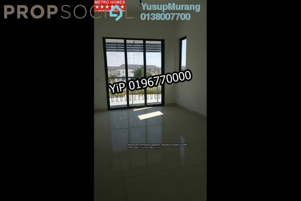 For Rent Semi-Detached at Periwinkle, Bandar Rimbayu Freehold Semi Furnished 5R/5B 1.6k