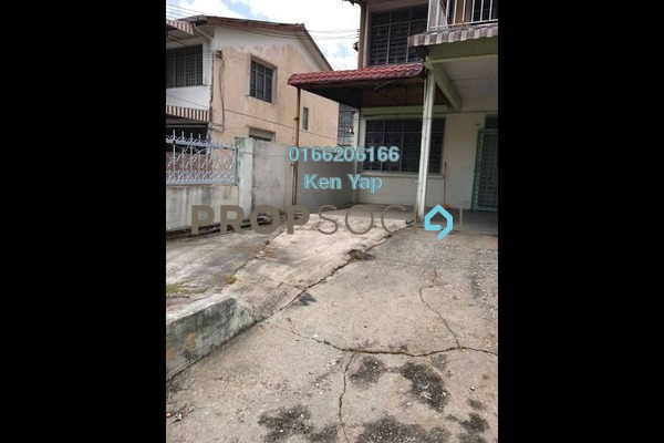 For Sale Terrace at Taman OUG, Old Klang Road Freehold Unfurnished 4R/2B 848k