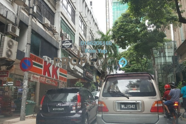 For Sale Shop at Fahrenheit 88, Bukit Bintang Freehold Unfurnished 0R/10B 11m