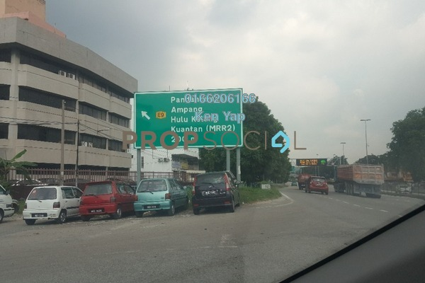 For Sale Factory at Jalan Sungai Besi, Kuala Lumpur Leasehold Semi Furnished 0R/12B 48m