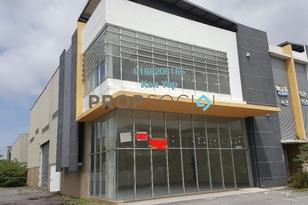 For Rent Factory at Semtec Park , Semenyih Freehold Unfurnished 0R/4B 6k