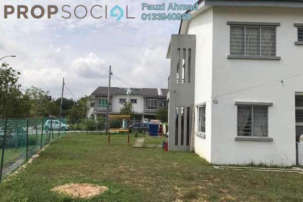 For Sale Terrace at Timur 5, Bandar Enstek Freehold Unfurnished 4R/3B 580k