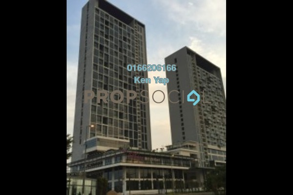 For Rent Condominium at The Place, Cyberjaya Freehold Fully Furnished 1R/1B 1.1k