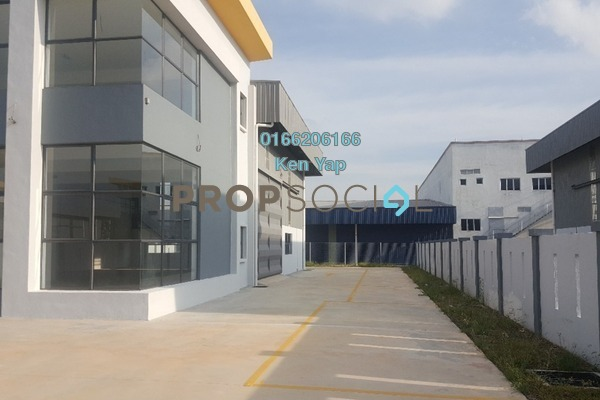 For Rent Factory at Lekas Technology Park, Semenyih Freehold Unfurnished 0R/4B 4.5k