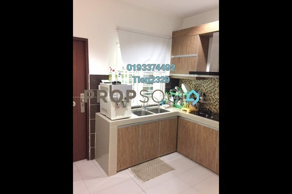 For Sale Terrace at Ken Rimba, Shah Alam Freehold Semi Furnished 4R/3B 695k