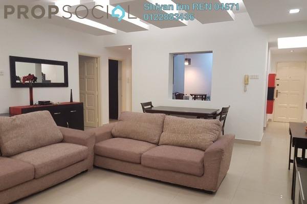 For Rent Condominium at Sri Putramas II, Dutamas Freehold Fully Furnished 4R/2B 2k