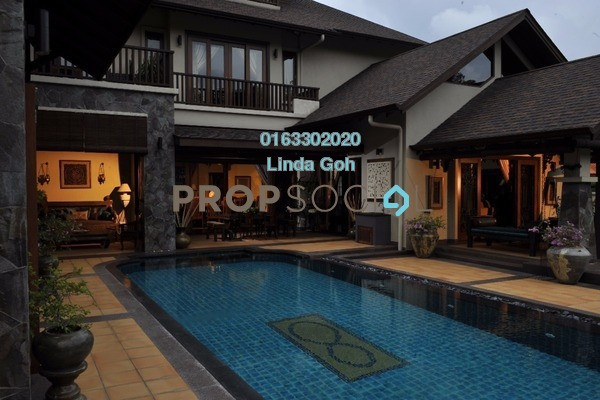 For Sale Bungalow at Tropicana Indah, Tropicana Freehold Fully Furnished 5R/5B 12m