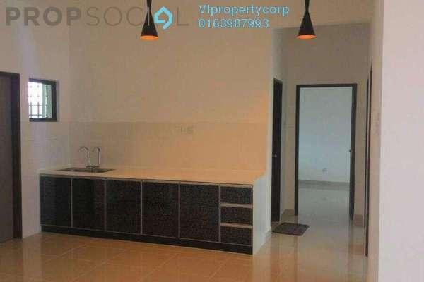For Rent Condominium at Bayu @ Pandan Jaya, Pandan Indah Freehold Semi Furnished 3R/2B 1.9k