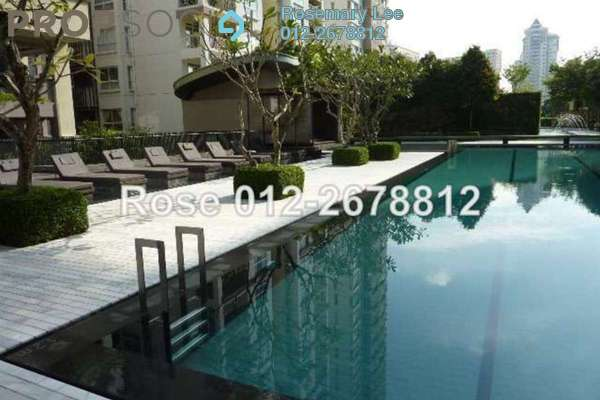 For Sale Condominium at Hijauan Kiara, Mont Kiara Freehold Semi Furnished 4R/4B 2.5m