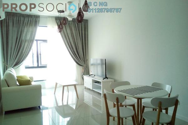 For Rent Condominium at Urbana Residences @ Ara Damansara, Ara Damansara Freehold Fully Furnished 2R/1B 2.4k