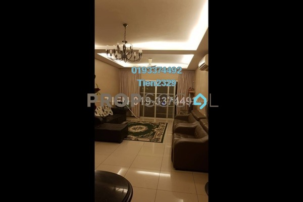 For Rent Condominium at Ampang Putra Residency, Ampang Freehold Semi Furnished 3R/2B 2.1k