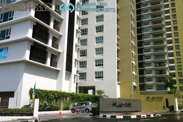 For Sale Condominium at Platino, Gelugor Freehold Unfurnished 5R/6B 3.2m