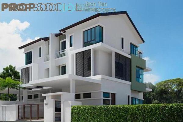 For Sale Semi-Detached at Bayu Ferringhi, Batu Ferringhi Freehold Fully Furnished 4R/5B 3.3m