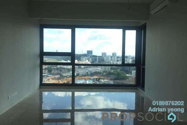 For Rent Condominium at KL Eco City, Mid Valley City Freehold Fully Furnished 2R/1B 3k