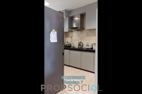 For Sale Condominium at Petaling Indah, Sungai Besi Leasehold Semi Furnished 2R/2B 318k