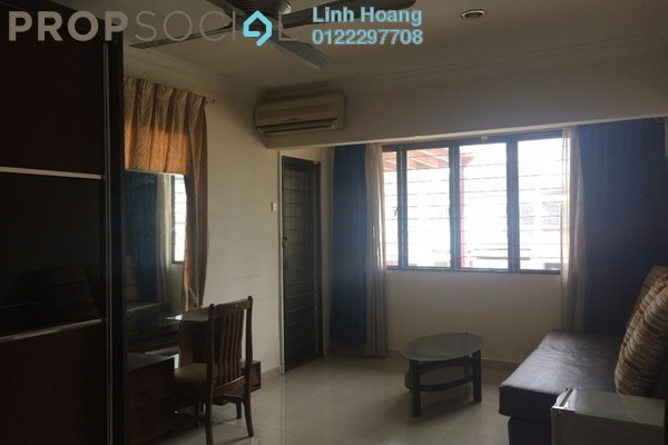 For Rent SoHo/Studio at SS22, Damansara Jaya Freehold Fully Furnished 1R/1B 1.2k