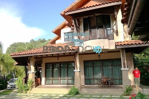 For Sale Bungalow at Putra Hill, Bukit Rahman Putra Freehold Semi Furnished 7R/8B 3.7m