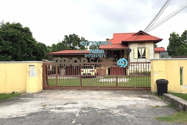 For Sale Land at Gombak Setia, Gombak Leasehold Unfurnished 4R/1B 972k