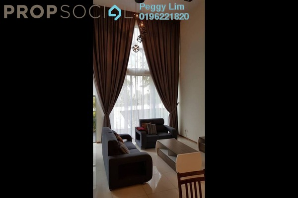 For Sale Terrace at Symphony Hills, Cyberjaya Freehold Semi Furnished 5R/6B 1.4m