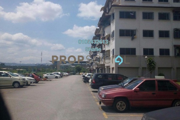 For Sale Apartment at Cheras Perdana Ria, Cheras Freehold Unfurnished 3R/2B 320k