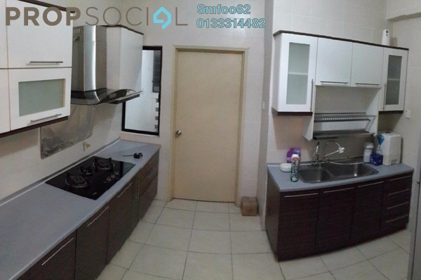 For Sale Condominium at Diamond Residences, Setapak Freehold Fully Furnished 3R/2B 490k