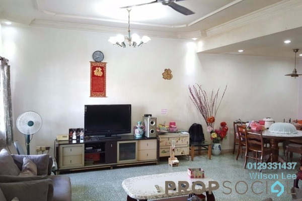 For Sale Terrace at Happy Garden, Old Klang Road Freehold Semi Furnished 5R/3B 980k