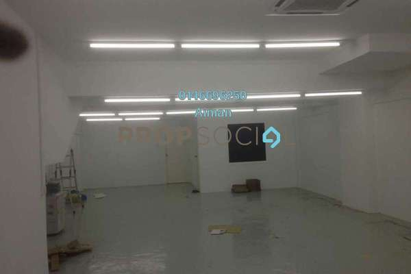 For Rent Shop at Section 7, Shah Alam Freehold Unfurnished 1R/2B 4.8k