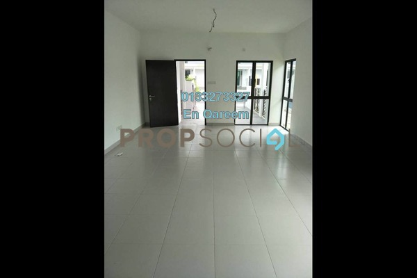 For Sale Townhouse at Cempaka Seri Town Villas, Kota Seriemas Freehold Unfurnished 3R/2B 420k