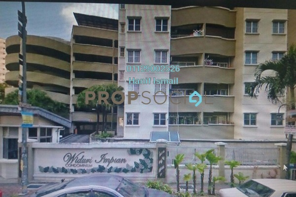 For Sale Condominium at Widuri Impian, Desa Petaling Leasehold Fully Furnished 3R/2B 370k