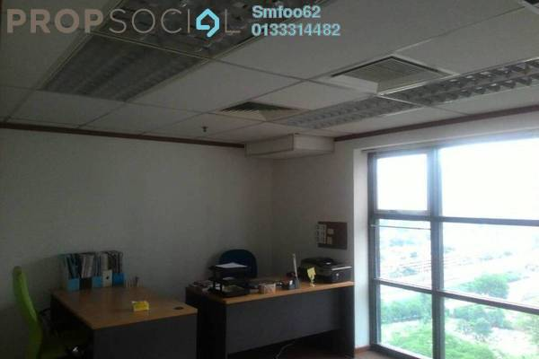 For Rent Office at Plaza 138, KLCC Freehold Semi Furnished 0R/0B 2.3k