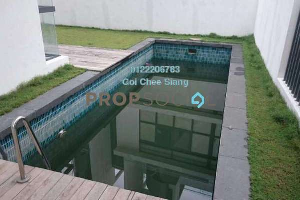 For Sale Semi-Detached at Grove, Sungai Besi Freehold Semi Furnished 4R/5B 2.9m
