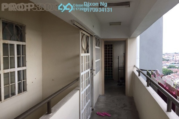 For Rent Apartment at Bukit Segar Jaya, Cheras Leasehold Unfurnished 2R/1B 750translationmissing:en.pricing.unit