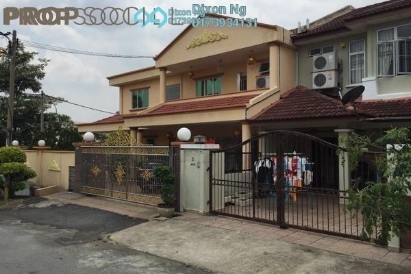 For Sale Terrace at Section 5, Bandar Mahkota Cheras Freehold Semi Furnished 4R/3B 475k