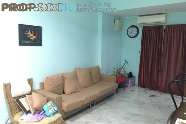 For Sale Terrace at Taman Tan Yew Lai, Old Klang Road Freehold Semi Furnished 3R/2B 630k