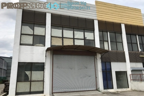 For Rent Factory at Taman Seri Budiman, Bandar Mahkota Cheras Freehold Unfurnished 1R/1B 7k