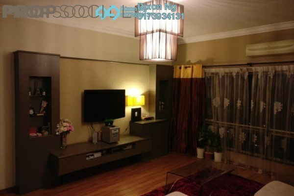 For Sale Condominium at East Lake Residence, Seri Kembangan Leasehold Fully Furnished 3R/2B 575k