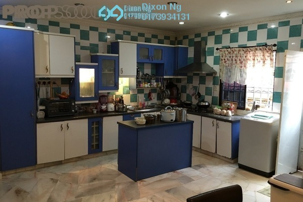 For Sale Terrace at SL7, Bandar Sungai Long Freehold Semi Furnished 3R/2B 510k