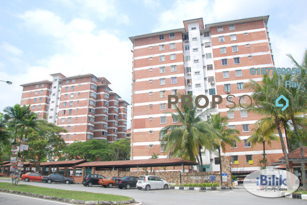 For Sale Condominium at Green Acre Park, Bandar Sungai Long Freehold Unfurnished 3R/2B 320k