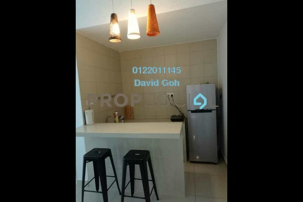 For Rent Condominium at Univ 360 Place, Seri Kembangan Freehold Fully Furnished 0R/1B 1.4k