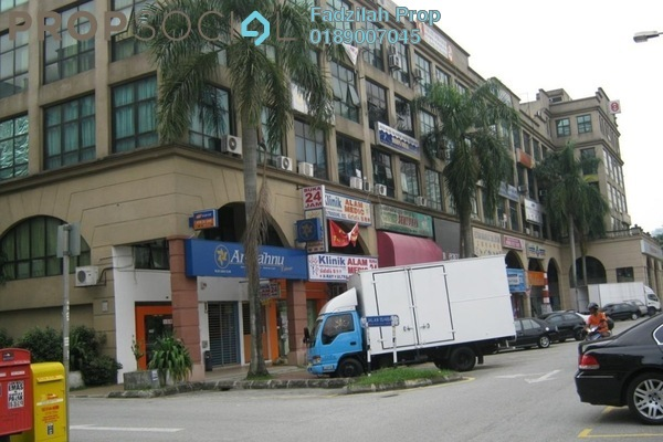 For Rent Office at Sentul Boulevard, Sentul Freehold Unfurnished 0R/0B 2.5k