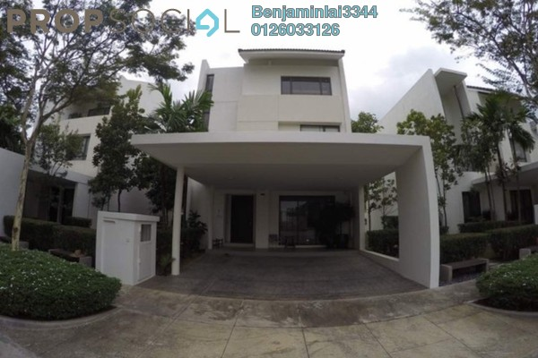 For Sale Terrace at Rawang Mutiara, Rawang Freehold Unfurnished 4R/4B 850k