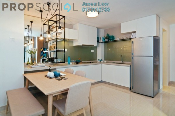 For Sale Condominium at The Park Residences, Bangsar South Freehold Fully Furnished 2R/2B 1.15m