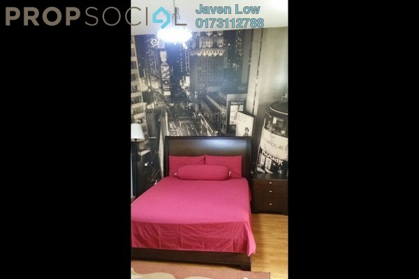 For Sale Condominium at Parkview Towers, Bukit Jambul Freehold Fully Furnished 1R/1B 650k